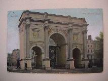Marble Arch will appear here [30kb picture]